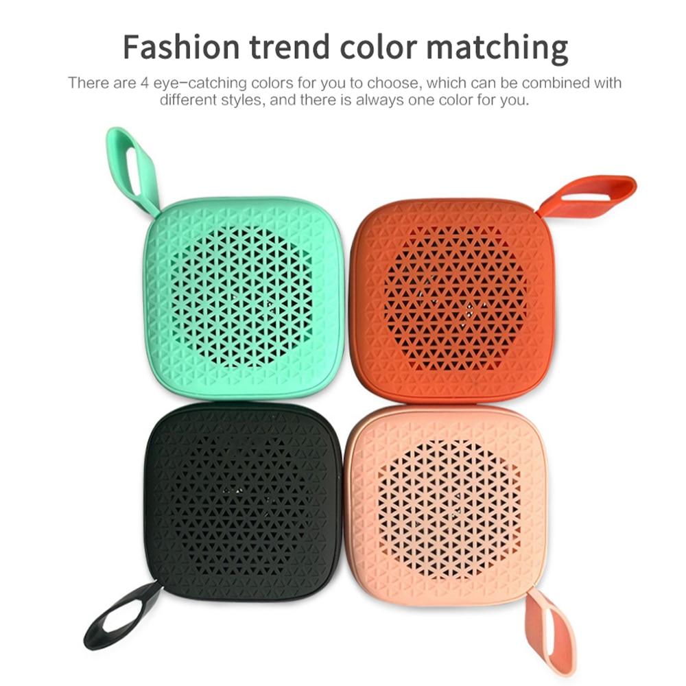 Mini Bluetooth Speaker Portable Wireless Outdoor Stereo Bass Handsfree Loudspeaker USB SD Card Music Player Outdoor