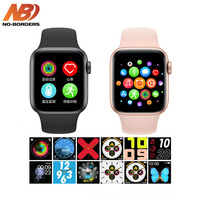 Smartwatch IWO13 T500 Series 5 Bluetooth Call 44mm Smart Watch Heart Rate Monitor Blood Pressure for Apple PK IWO 12 IWO 8 Watch|Smart Watches| |  -