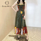 SEQINYY Luxury Dress...