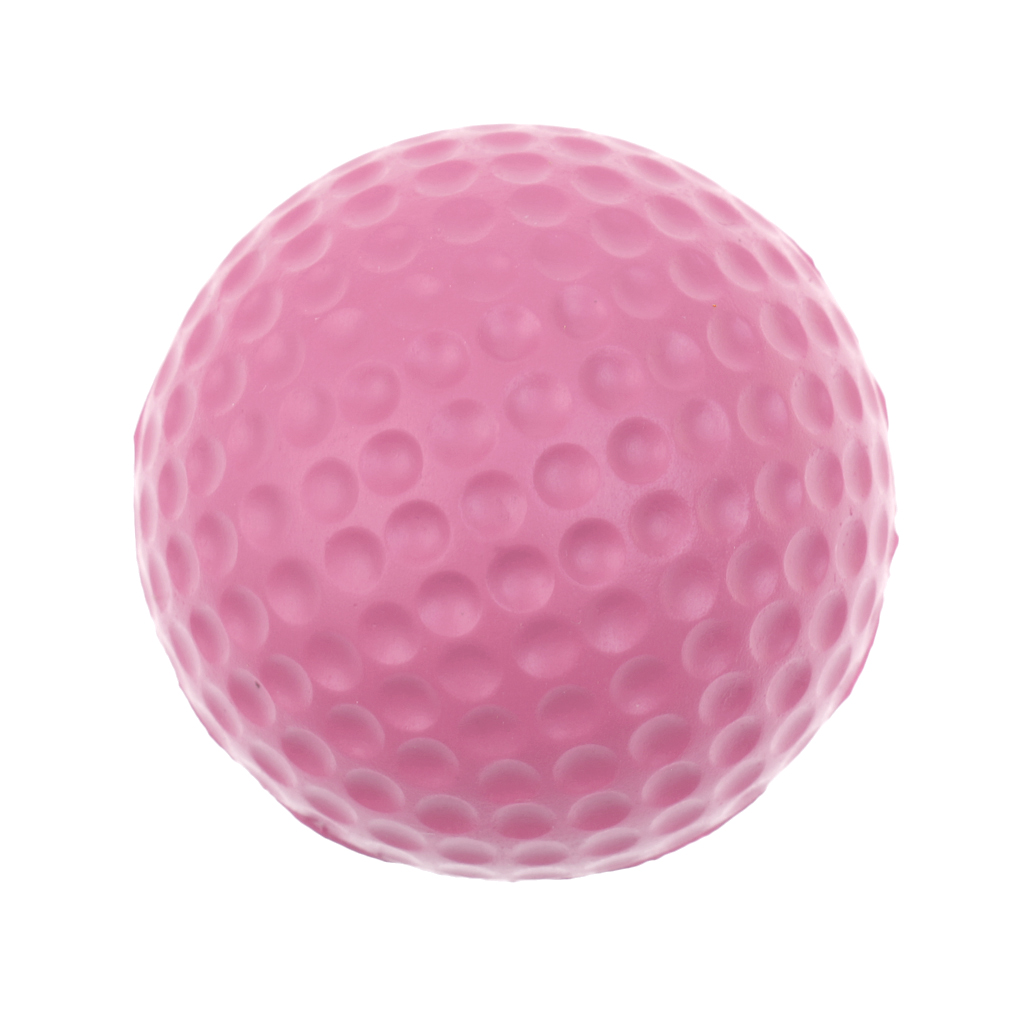 30pcs Balls Golf 3 Colors Mixed Training Accessory Golf PU Foam