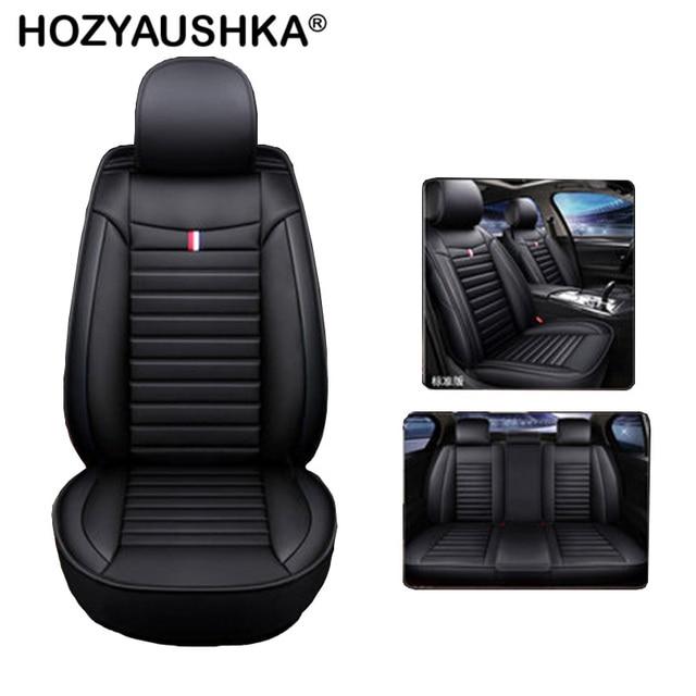 Car seat cover, four seasons universal cushion cover, 5 car cushion cover, car universal  HOZYAUSHKA
