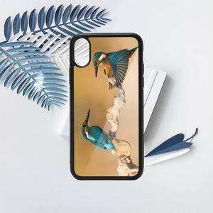 Image 2 - kingfisher Phone Case TPU For iPhone X XR XS 11 12 mini Pro MAX 6 6S 7 8 Plus SE 2020