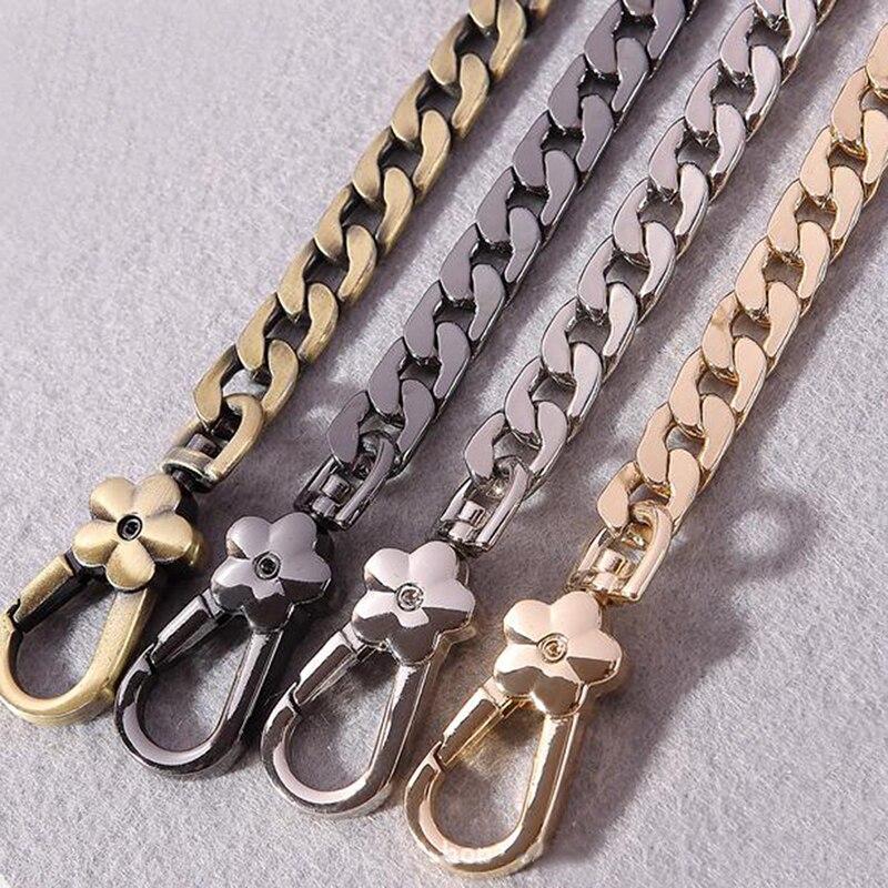 Acessórios do saco de moda diy metal