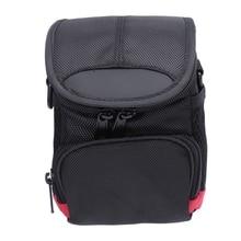 Camera Bag Case Cover For-Sony Ilce-5000L A6300 A5000 A5100 A6000 Nex-5Tl Nex-5R Nex-F3 Nex-3N Nex-6 16-50 Mm Lens