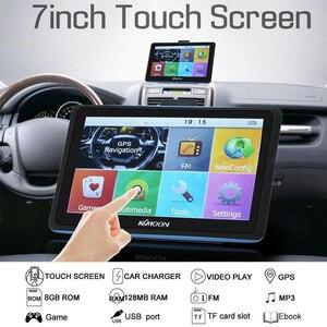 8GB Car Navigator Navigation w