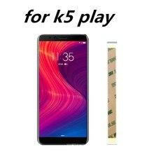 ЖК-дисплей 5,7 дюйма в сборе для lenovo K5 Play L38011 + сменная сенсорная панель для сотового телефона Lenovo K5 PLAY