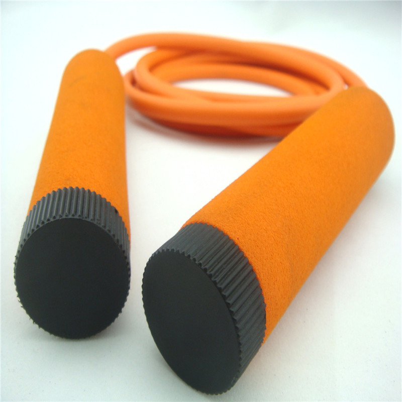 Health Baby Sports Jump Rope Children Foam Toy Skipping Rope Educational Toy Skipping Rope
