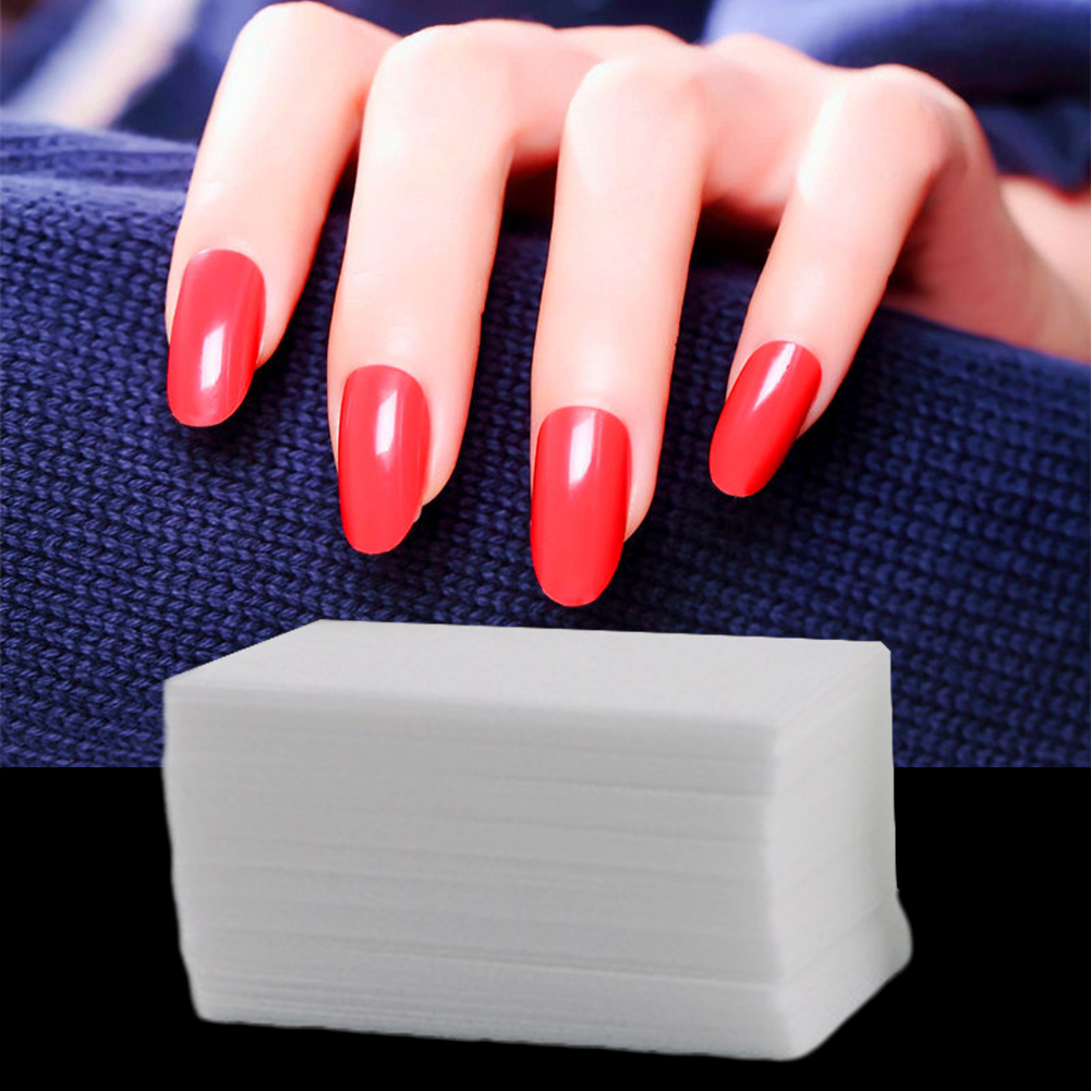 550pcs Classic Nail Art Soak Off Remover Paper Manicure Napkins Nail Polish Cleaner Personal Care Supplies Parts Accessaries