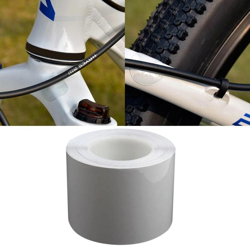 BicYcle frame sticker protection transparent tape bicYcle frame protector