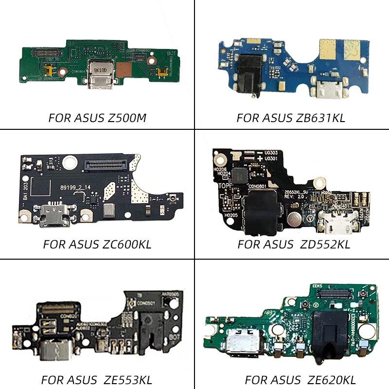 Netcosy USB Charging Charger Port Flex Cable Ribbon Replacement Parts For ASUS ZD552KL ZC600KL ZE620KL ZB631KL Z500M ZE553KL|Mobile Phone Flex Cables|   - title=