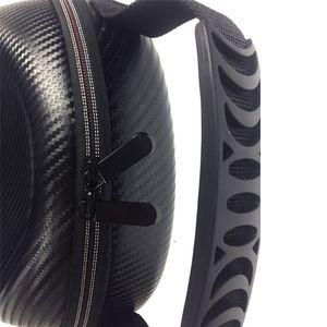 Image 5 - Pu deri omuz çantası seyahat taşıma çantası DJI gözlük FPV VR gözlük seti