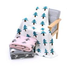 Get more info on the Baby Blankets Winter Newborn Swaddle Wrap Sleepsacks Super Soft Knitted Infant Bebes Stroller Bed Quilt 100*80cm Toddler Blanket