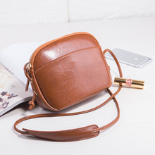 2019 New Small Bags women Shoulder Bag Leather Crossbody Women bag