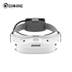 Eachine EV300D 1280*960 5.8G 72CH Dual True Diversity HDMI FPV Goggles Built-in DVR Focal Length Adjustable FPV googles(China)