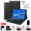 Slim Keyboard Case for Lenovo Tab M10 HD (2nd Gen) 10.1'' Tablet Leather Cover For TB-X306X TB-X306F Backlit Keyboard with Mouse
