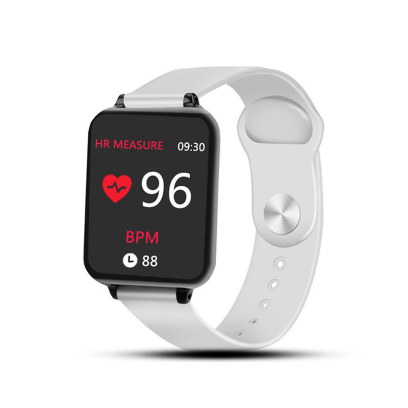 B57 Smart Watches Waterproof Sports For Iphone Phone Smart Watch Heart Rate Monitor Blood Pressure Functions For Women Men Kid