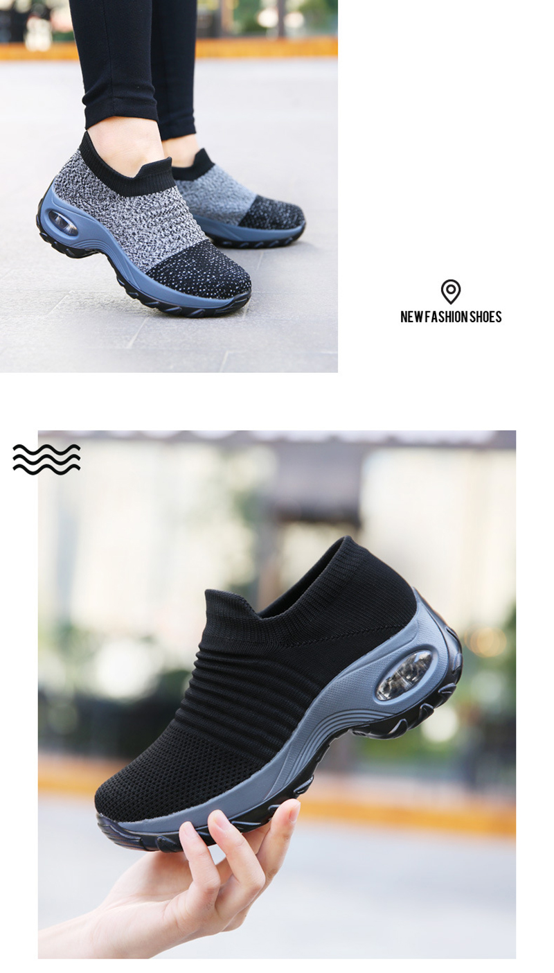 Women Shoes Plus Size 35-42 Women Sneakers Breathable Platform Casual Shoes Women Vulcanize Shoes Sneakers Footwear VT632 (7)