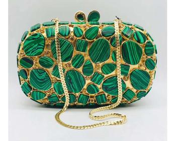 Evening Crystal Exquisite Chain Shoulder Bag 2