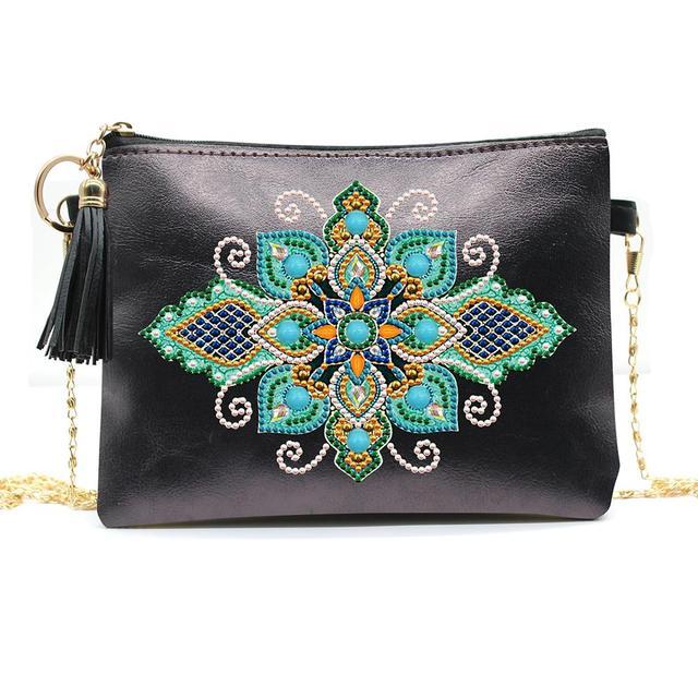 DIY Diamond Painting Handbag