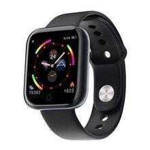 1.3 Smart Bluetooth Watch IP67 Waterproof Heart Rate Tracker Fitness Bracelet Sport Man Wristband Women for IOS Android q8 fitness tracker women smart watch men smartwatch ip67 waterproof bracelet heart rate monitor sport wristband for android ios