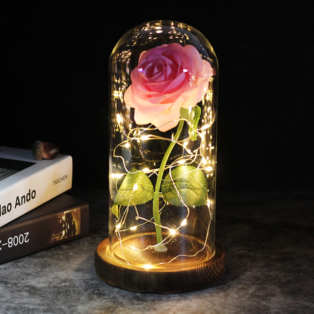 Enchanted Glass Rose 6