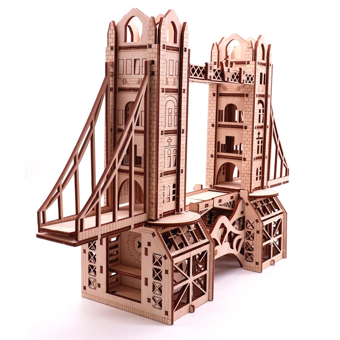 Двойной цилиндр Стирлинг Модель двигателя наборы физика научный эксперимент DIY Модели Строительные наборы игрушки для детей - 4