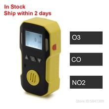 цена на Gas Leak Detector O3 Ozone Gas Monitor with Sound Light Shock Alarm Gas Analyzer Sensor Professional O3 Air Gas Detector