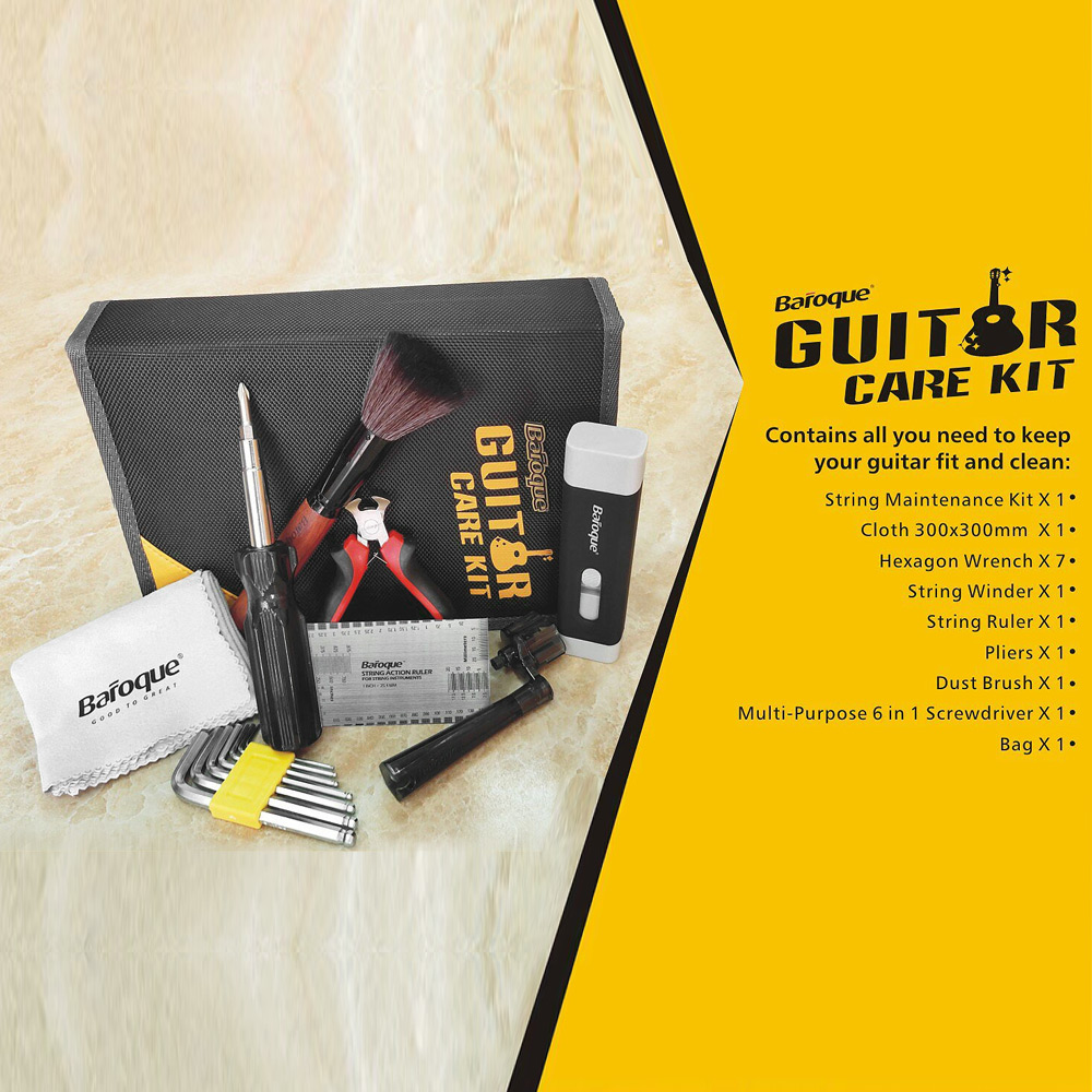 guitar maintainence- Guitarmetrics