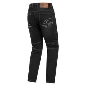 Image 2 - SCOYCO אופנוע מכנסיים גברים ג ינס מוטוקרוס רכיבה סיור אופנוע מכנסיים עם CE הברך מגן אופנוע תלבושת Moto חליפה