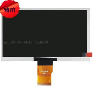 New Huize h7s original road N70 FPC70056 LCD YX070BH50D0-A4 LCD screen inside and outside screen