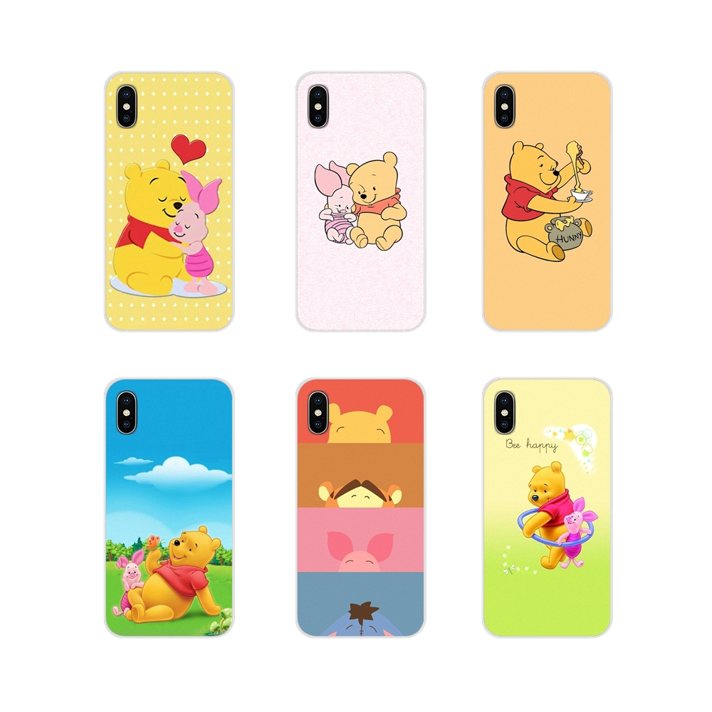 the Winnie the poohs Tigger and Eore Designer Case For LG G3 G4 Mini G5 G6 G7 Q6 Q7 Q8 Q9 V10 V20 V30 X Power 2 3 K10 K4 K8 2017
