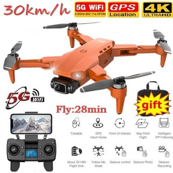 L900 Pro Four Axis Aircraft Aerial Photography Folding Gps Remote Control Drone Wide-angle Electric Adjustment Camera 1