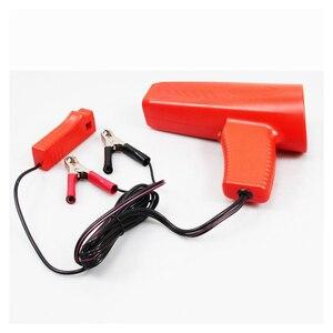 Image 2 - 12 v 전문 자동차 오토바이 엔진 타이밍 조명 점화 높은 빔 타이밍 스트로브 빛 유도 타이밍 램프 감지기