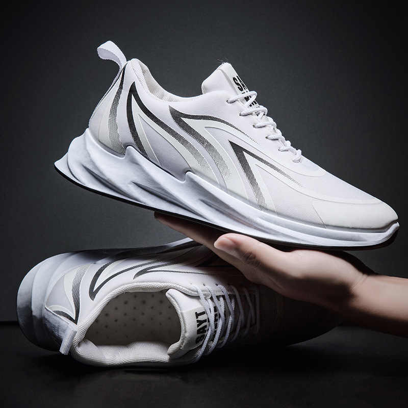 New Releases Men Running Shoes Flame