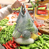 1PC Reusable Grocery Produce Bags Cotton Mesh Ecology Market String Net Tote Bag Kitchen Fruits Vegetables Hanging Bag Home