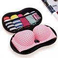 Дорожная сетчатая коробка для хранения бюстгальтеров и нижнего белья, портативный защитный держатель для нижнего белья, товары для снаряже...