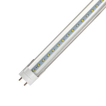 10 pcs/lot 120cm 20W LED Tube Light 220V Lamp Bulb T8 Tube 1200mm 4ft Lampada Led Wall Light Ampoule Cold Warm White for Home