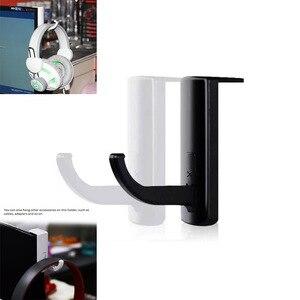 Прочная вешалка для наушников, подставка для гарнитуры, настольный держатель для сотового телефона, монитор, стол, наушники, монтируется, по...