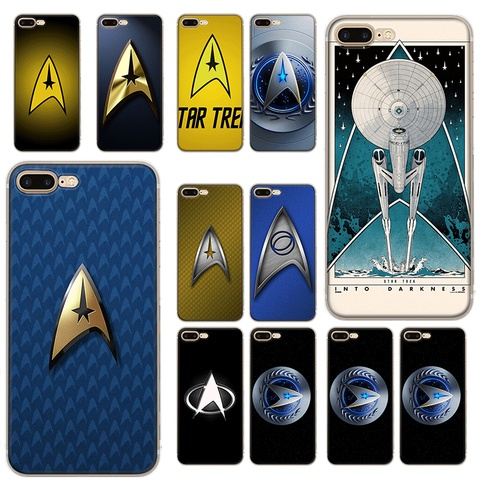 Mobile Phone Case for iPhone XR X XS Max 11 Pro XR 6 6S iPhone 7 8 Plus 5 5S SE TPU Cover Star Trek Movie Pakistan