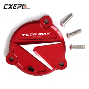 Image 3 - For YAMAHA TMAX 560 Tmax Tech Max 2019 2020 Motorcycle Accessories Swing Arm Cover logo TMAX Tech Max