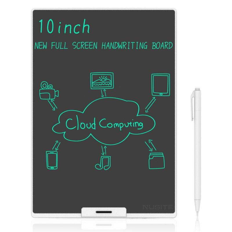 10 дюймов офисные сообщение Панели ЖК-дисплей планшет для письма для рукописного ввода графической информации доска Doodle Графический блокно...