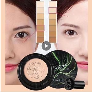Mushroom Head Make Up Air Cushion Moisturizing Foundation Air Permeable Natural Brightening Makeup BB CC Cream TSLM2 Beauty New