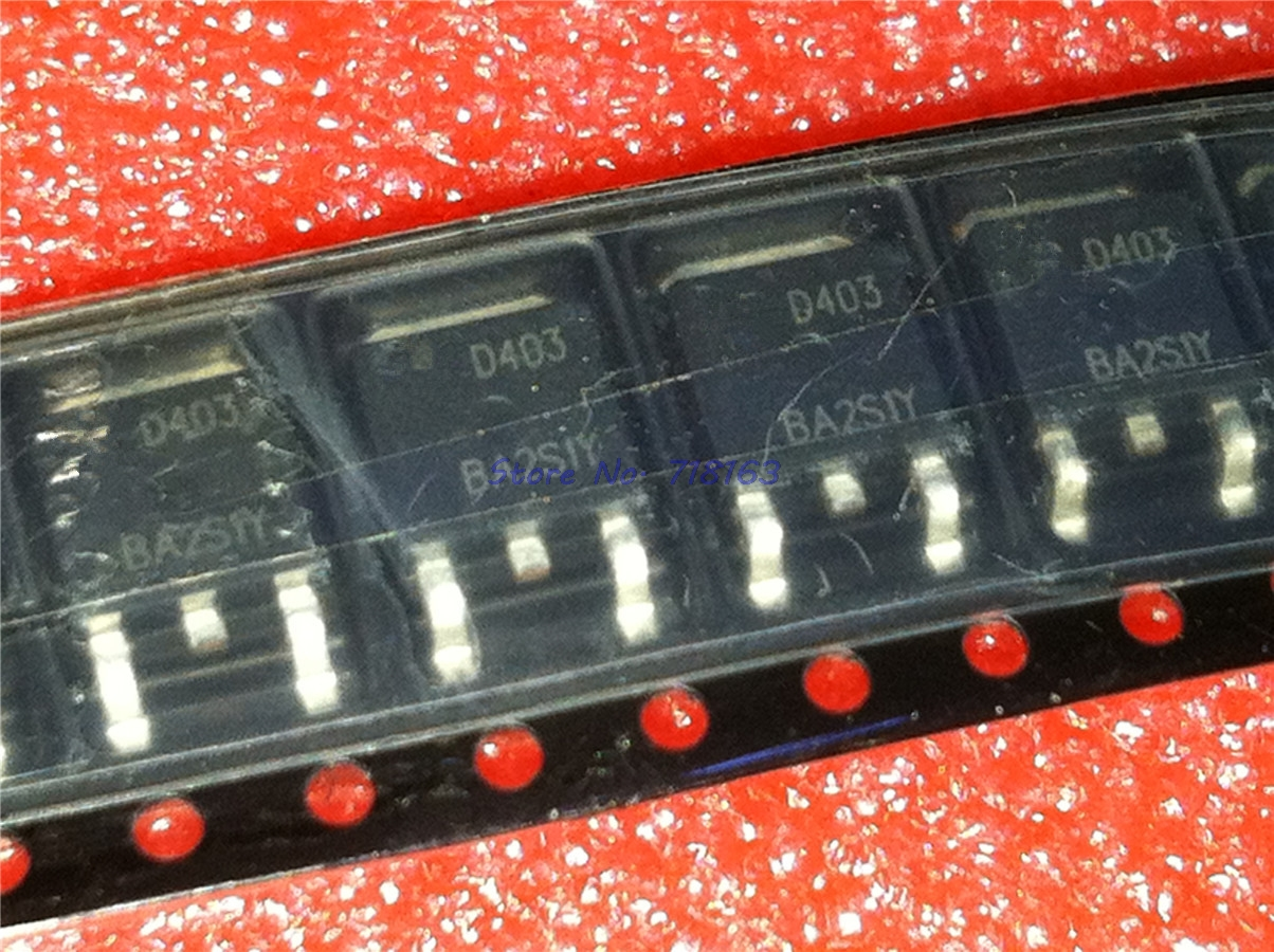 10pcs/lot AOD403 D403 TO-252 In Stock