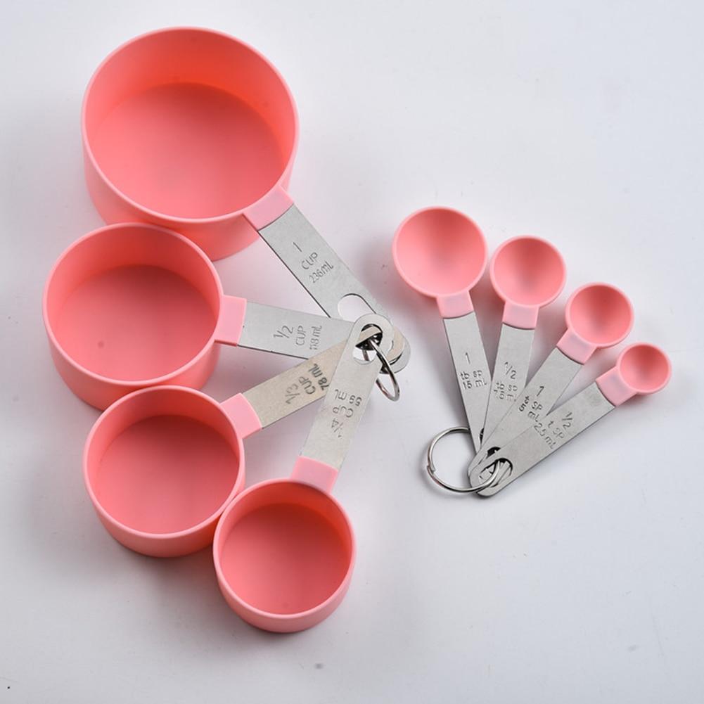 8 шт/компл Кухня мерная ложка чайная Кофе Ложка для сахара выпечки