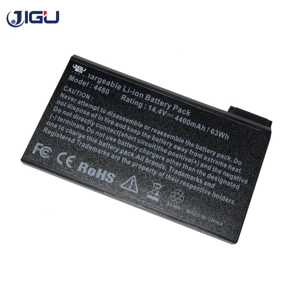 JIGU Laptop battery for Dell 07H508 For Latitude C540 C600 C810 C840 CPi A CPx 1X511 2M400 For Precision Workstation M50 M40 image