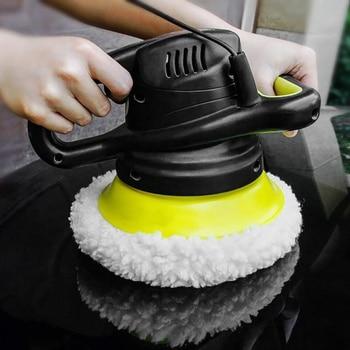 Car Polisher Pad Car Polishing Bonnet Waxing Bonnet for Car Polisher Waxing Polishing Buffer Bonnet Pad Auto Wash Accessories фото