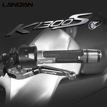 Для bmw k1300s аксессуары для мотоциклов алюминиевые рычаги