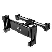 Soporte ajustable para Tablet de coche LINGCHEN 4 7 12 9 pulgadas soporte de montaje para teléfono móvil reposacabezas universal para respaldo para iPad Tablet soporte en coche|Soportes de tablet| |  -