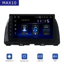 Dasaita 10 2 #8222 Android 10 0 Radio samochodowe do mazdy CX-5 CX5 2012 2013 2014 2015 jednostka główna nawigacja GPS DSP CarPlay multimedialny ekran HD tanie tanio geheinfach CN (pochodzenie) Jeden Din 10 2 4X50W System operacyjny Android 10 0 Jpeg BEST 1280*720 Bluetooth Wbudowany gps