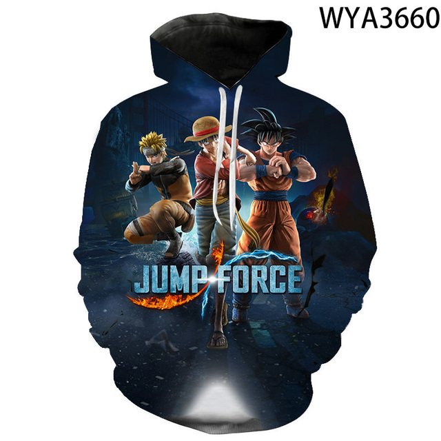 Men Women Children Fashion Hoodies Comics Goku 3D Printed Sweatshirts Pullover Long Sleeve Boy Girl Kids Streetwear Coat 6